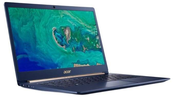 Acer Unveils Latest Swift Series Notebooks