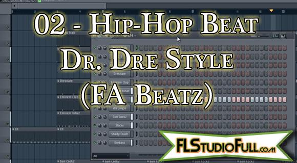 02 - Hip-Hop Beat - Dr. Dre Style (FA Beatz)