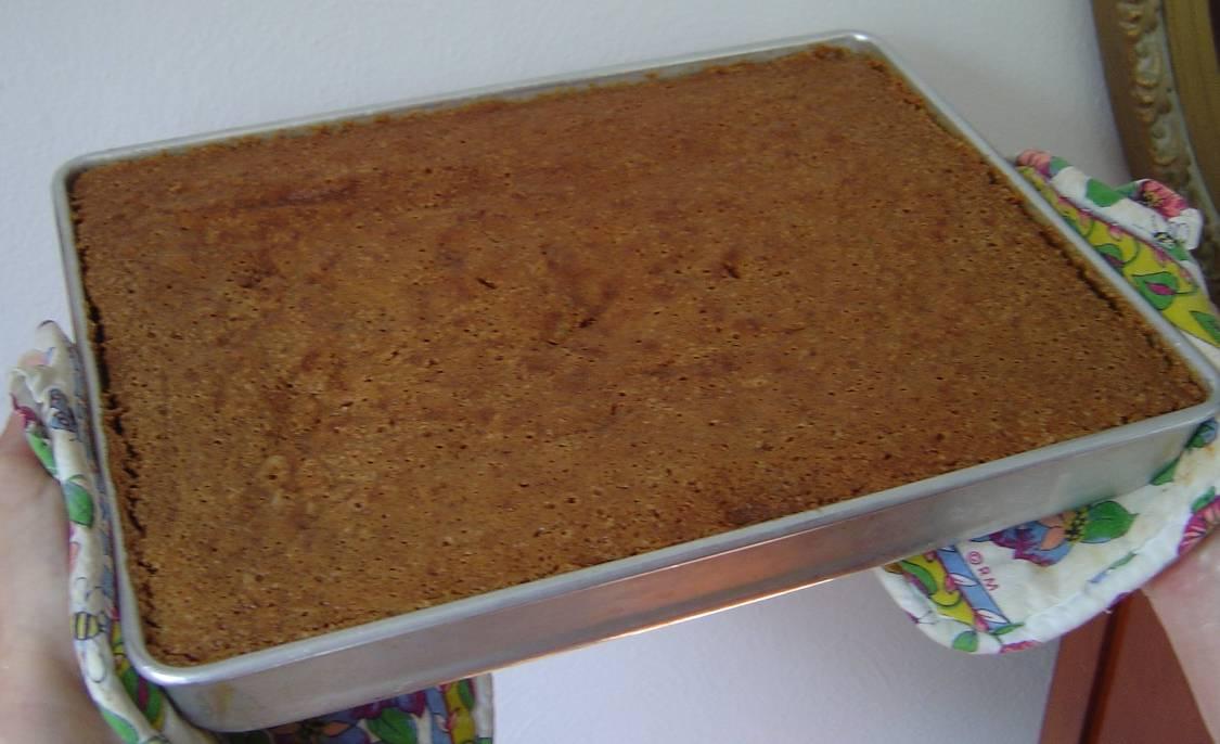 plain spice cake supreme