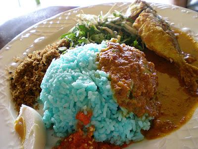 Resepi Nasi Kerabu Kelantan