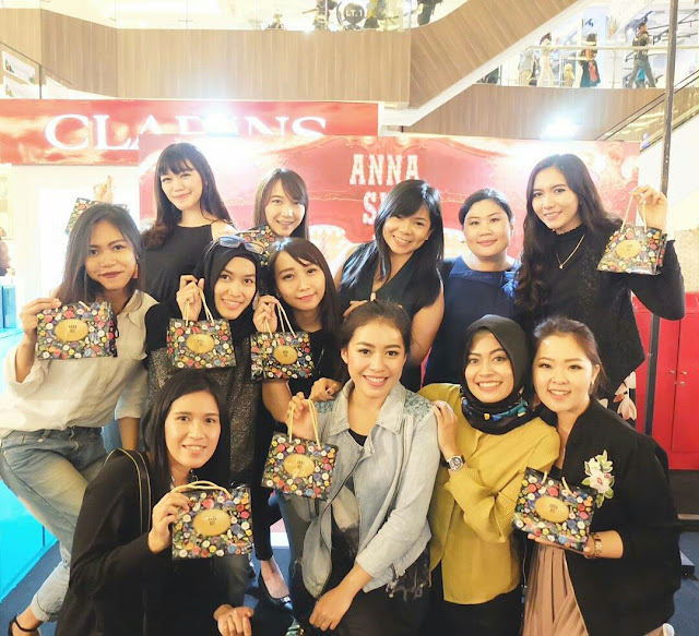 Bandung Beauty Blogger x Anna Sui