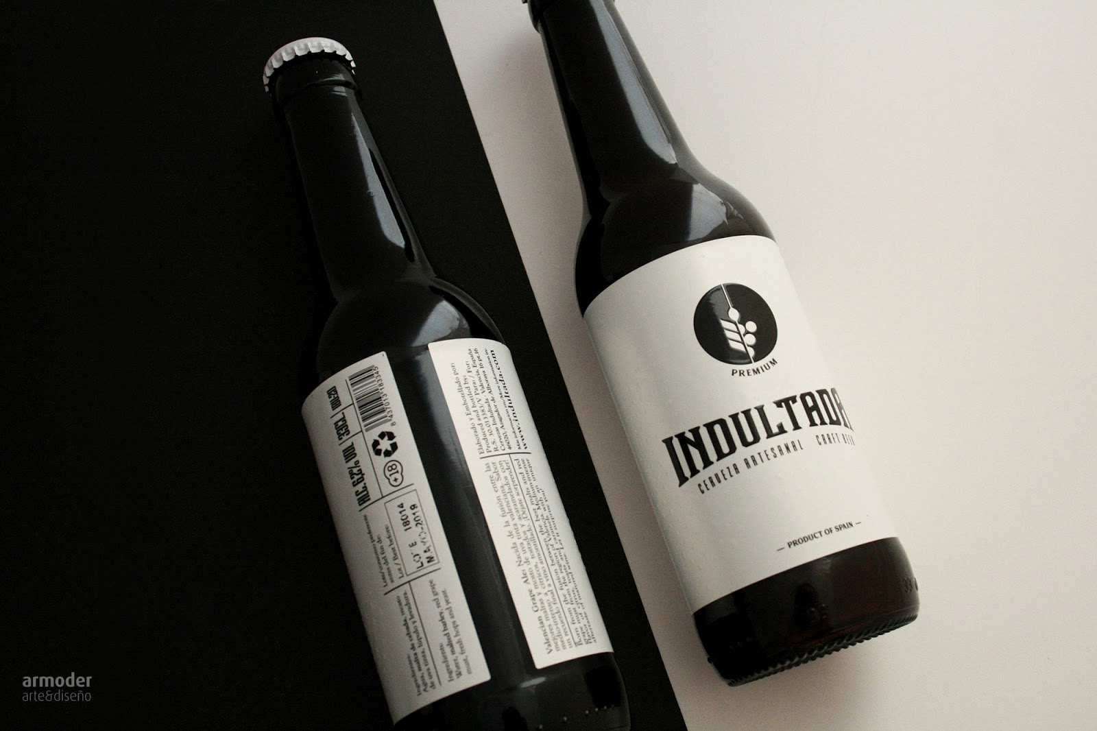 Indultada on Packaging of the World - Creative Package