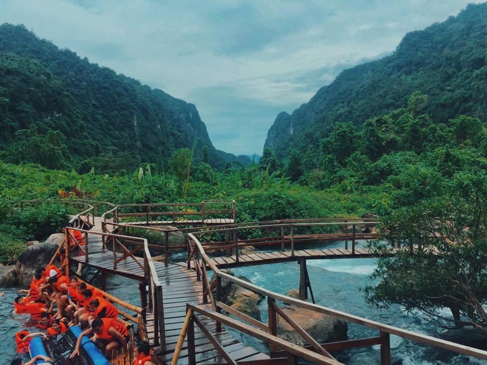 Lập team đi phượt ở Quảng Bình từ Hà Nội như thế này này
