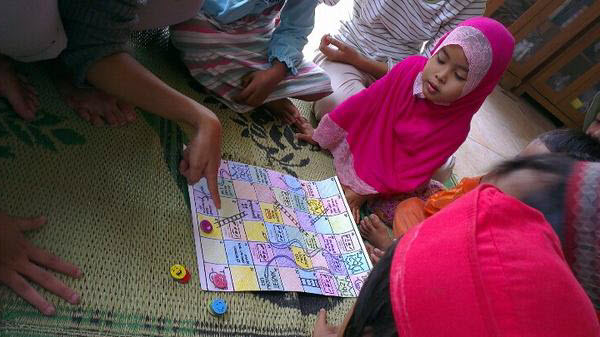 Karakteristik Perkembangan Bahasa Anak