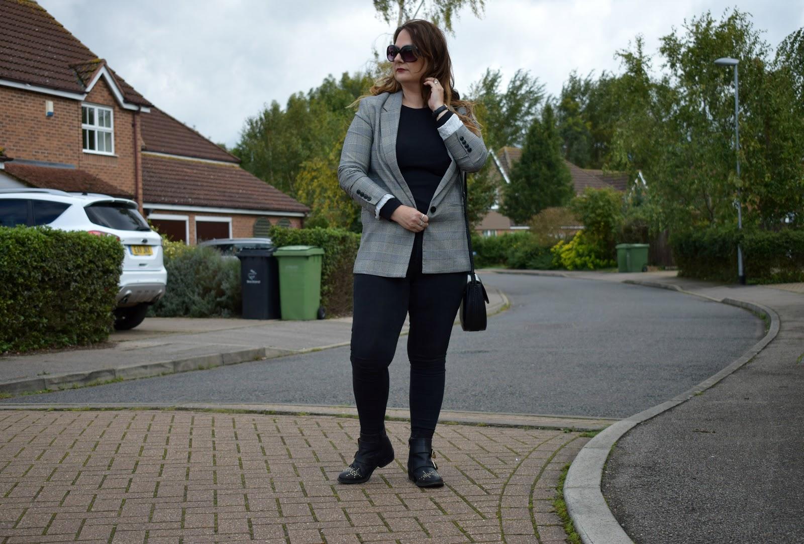 Bershka Masculine blazer