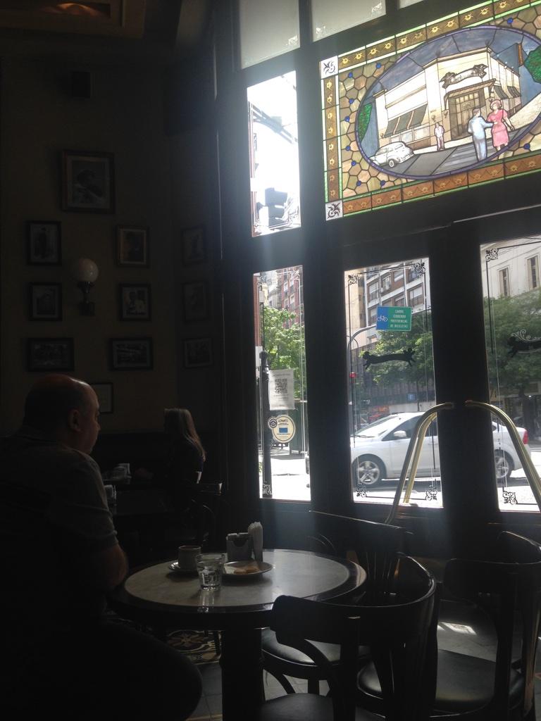 El Café de los Argentinos | ALI Patrimonio