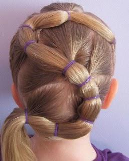 Kids Hair Style for little girls}