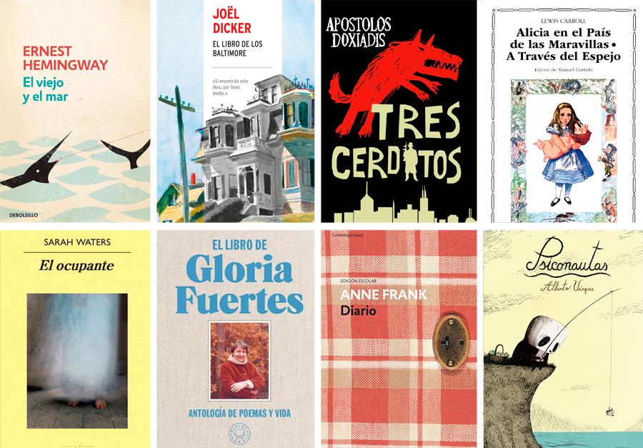 lecturas verano libros recomendados