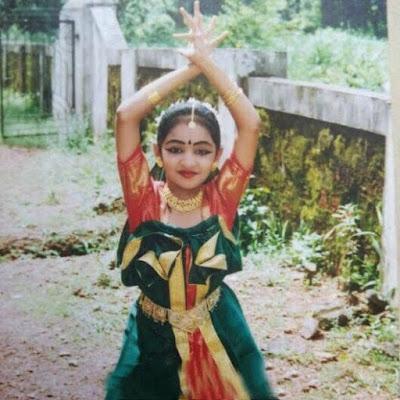 Lakshmi Menon childhood