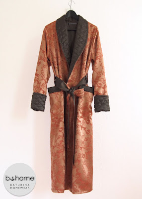 Mens Classic Gold Olive Green Paisley Silk Long Dressing Gown Robe Baroque Patterned Luxury Bespoke English Style