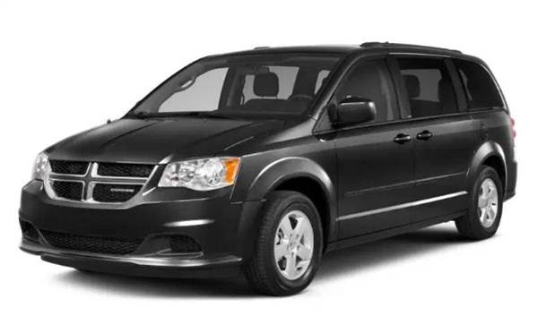 2018 Dodge Grand Caravan SXT Plus Review