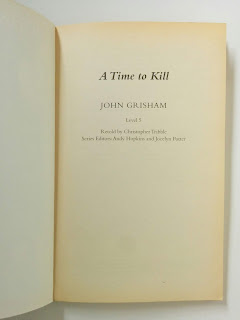 Penguin Readers: Level 5: A Time to Kill