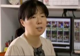 คนประสบความสำเร็จในตลาด Foex Etsuko Someya