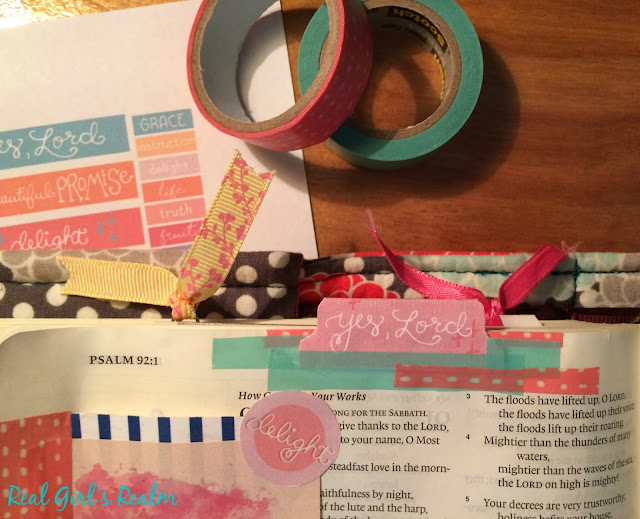 Bible Journaling with Printables