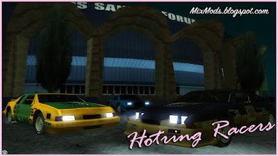 cars gta vc to sa