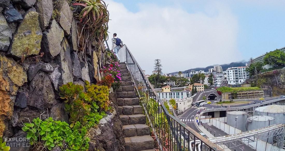 Pontinha Island, Unusual places in Europe