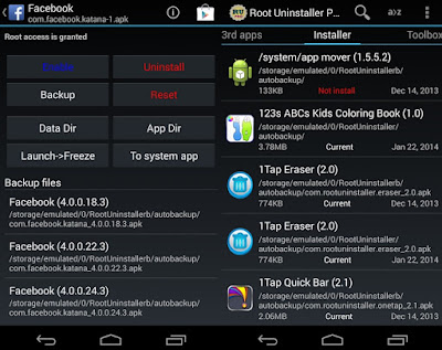 Tool ini dikembangkan oleh Root Uninstaller, developer aplikasi android yang memaksimalkan diri dalam mengembangkan tool-tool bermanfaat untuk android, Download Root Uninstaller Pro APK , Root Uninstaller Pro APK Terbaru Gratis, Download Root Uninstaller Pro APK v8.3 Terbaru Full Version, Root Uninstaller Pro, download root uninstaller, uninstaller apk for android, uninstaller apk download, download root uninstaller pro, uninstaller apk full, easy uninstaller pro apk,