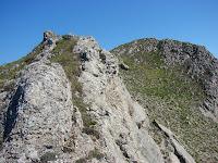 Вершина горы Кара-Тепе