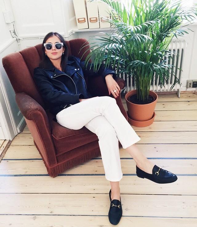 fashion bloggers and homes interiors | Darja Barranik