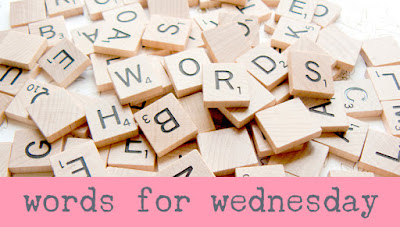 words for wed