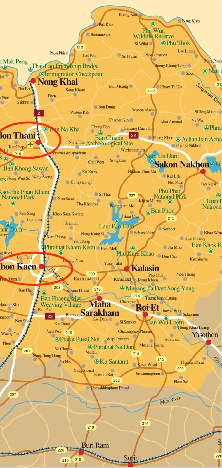 Udon Thani site de rencontre