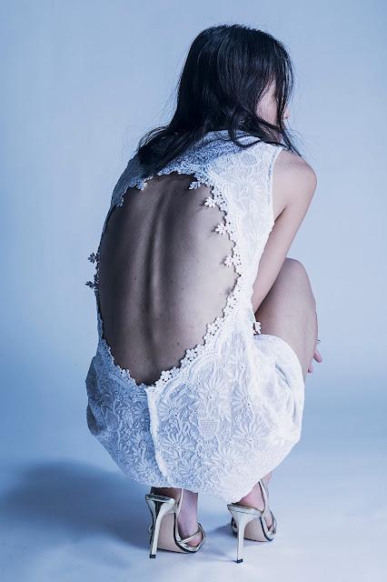 Robe de mariée robes de soirée, tailleurs et smoking sur mesure créateur Paris#Fanny Liautard