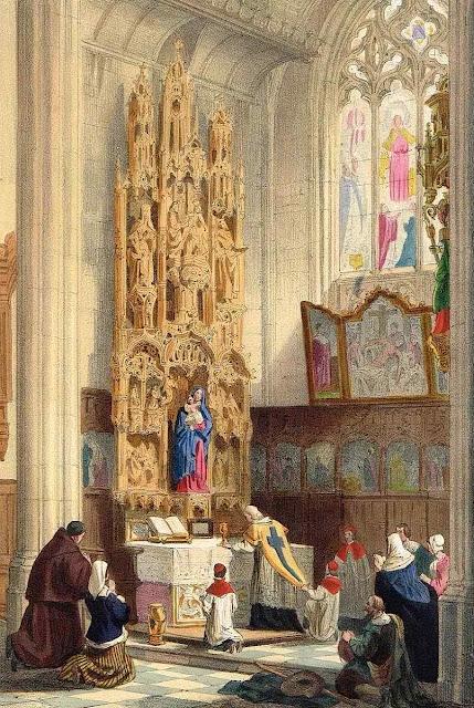 Sacrifício incruento da Santa Missa: o culto verdadeiro a Deus na Igreja verdadeira colide com os ritos pagãos de inspiração demoníaca