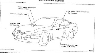 repair-manuals: Nissan Silvia S14 1995-2000 Repair Manual