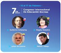 Expositores internacionales en el VII Congreso Encinas
