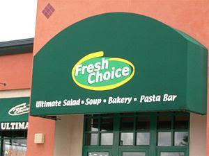 Fresh Choice restaurant exterior