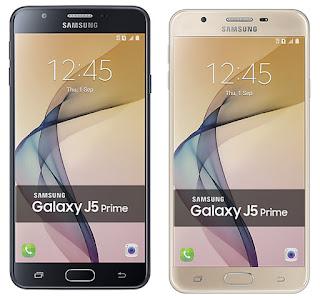 Samsung Galaxy J5 Prime diperkuat prosesor quad core 1.4GHz Exynos 7570 dengan kartu grafis GPU Mali-T720. Prosesor ini dipadu RAM 3GB dan memori internal 16GB yang bisa diperluas dengan slotmicro SD.  Soal banderol, harga Samsung Galaxy J5 Prime dilego Rp 2.499.000.