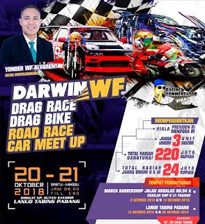 Darwin WF OTO Event