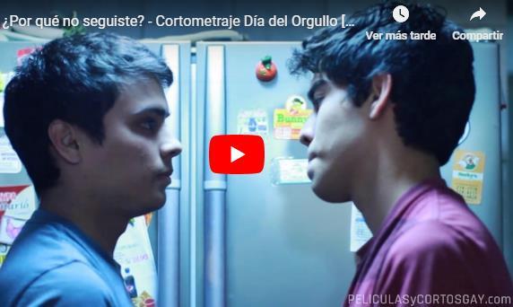 CLIC PARA VER VIDEO ¿Por que no seguiste? - CORTO - Peru - 2017