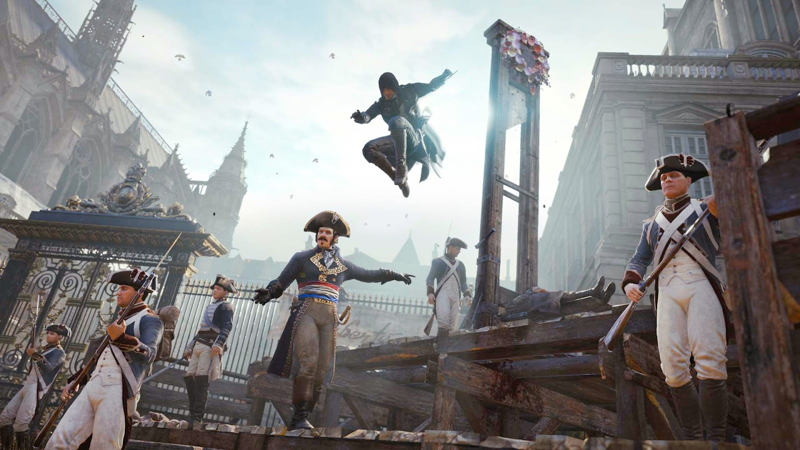 Assassin's Creed Unity Reloaded Free Download