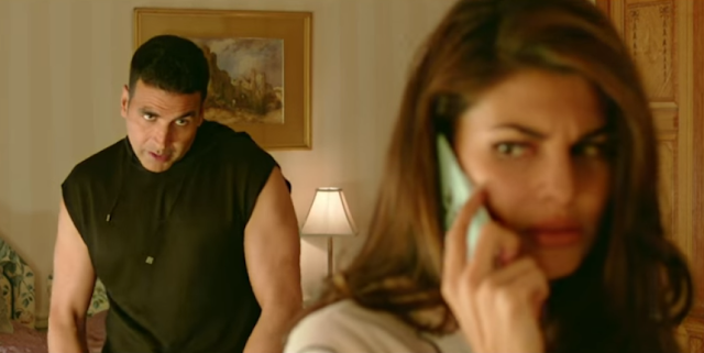 The new dialogue promo from Akshay Kumar's upcoming comedy drama Housefull 3.