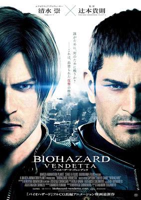 Resident Evil: Vendetta en Español Latino
