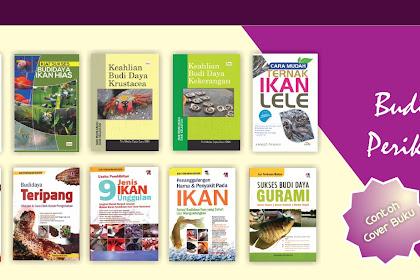 Buku Perpustakaan Desa - Buku Budidaya Perikanan