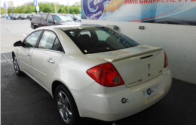 Pick of the Week – 2009 Pontiac G6 Base