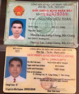 Share kho PSD CMND Cực Chuẩn - Bao Unlock & Rename