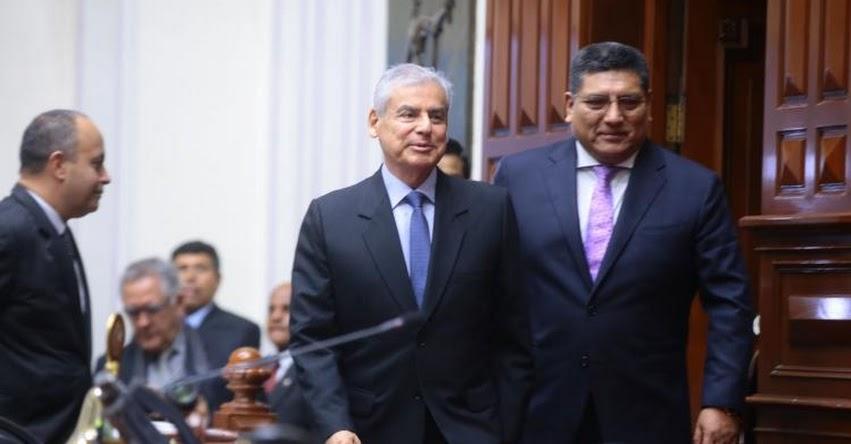 Gobierno presentó proyecto ley para delegación de facultades por 60 días