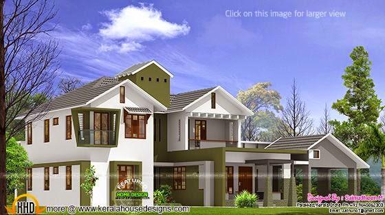 2900 square feet house
