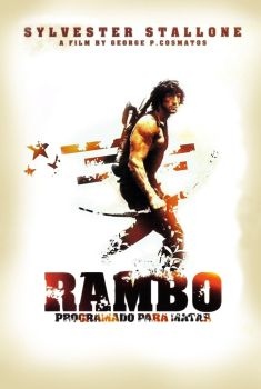Rambo: Programado para Matar Torrent - BluRay 2160p Dual Áudio