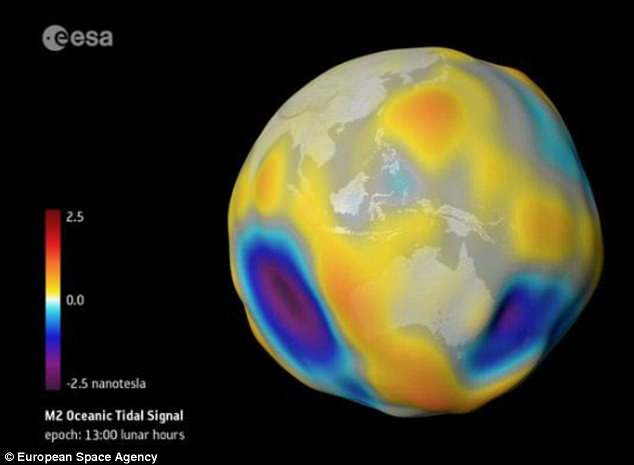 Earth's Second Magnetic Field: Mysterious 'Cocoon' That Protects Our Planet From Solar Storms Earth011