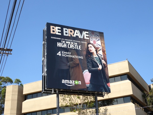 Man in the High Castle 2016 Emmy nomination billboard