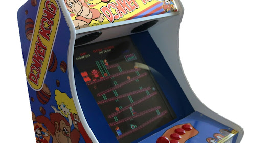 Donkey Kong Bartop from ArcadeForge