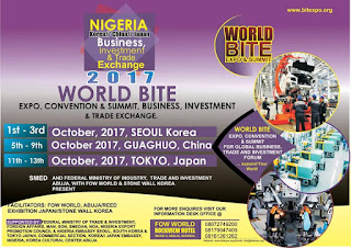 World Trade Expo: Top Nigerian artistes set to light up China, Korea, Japan 1