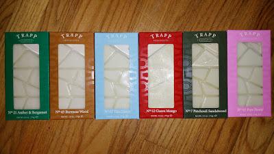 Trapp Fragrances Wax Melts