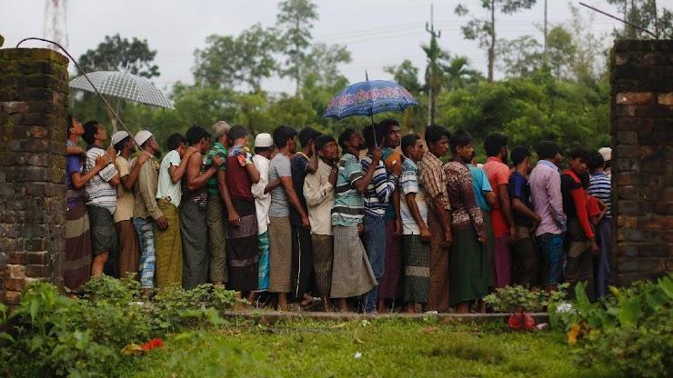 Pemerintah Myanmar: 40% Desa Rohingya di Rakhine Sekarang Kosong