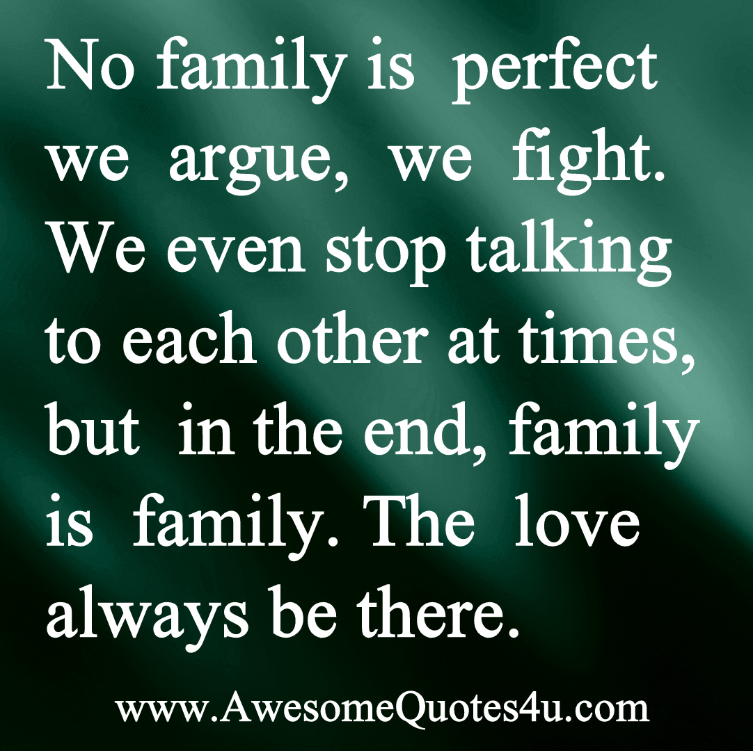 Family Quotes Love: Love For My Family Quotes