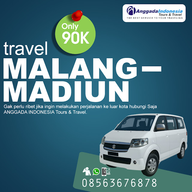 Travel Malang Madiun